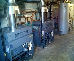 New Boilers - click on picture to see more!